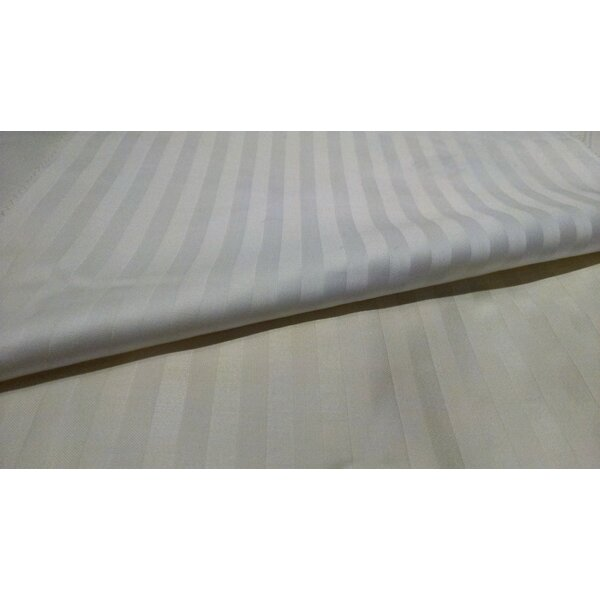 Royal Stripe 300 Thread Count 100% Cotton Sheet Set by The St.Pierre Home Fashion Collection